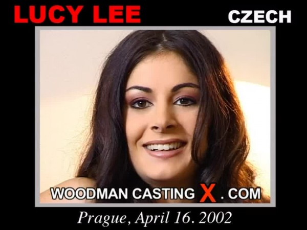 Lucy Lee on Woodman casting X | Official website