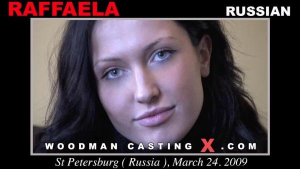 Free Raffaela HD Woodman Casting X
