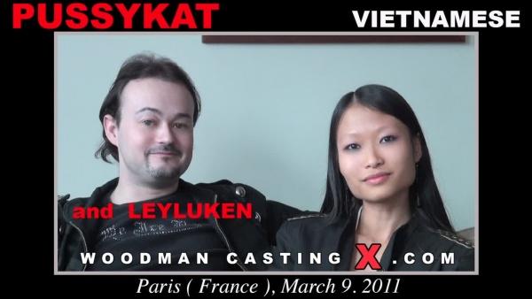 Pussykat Woodman Casting X