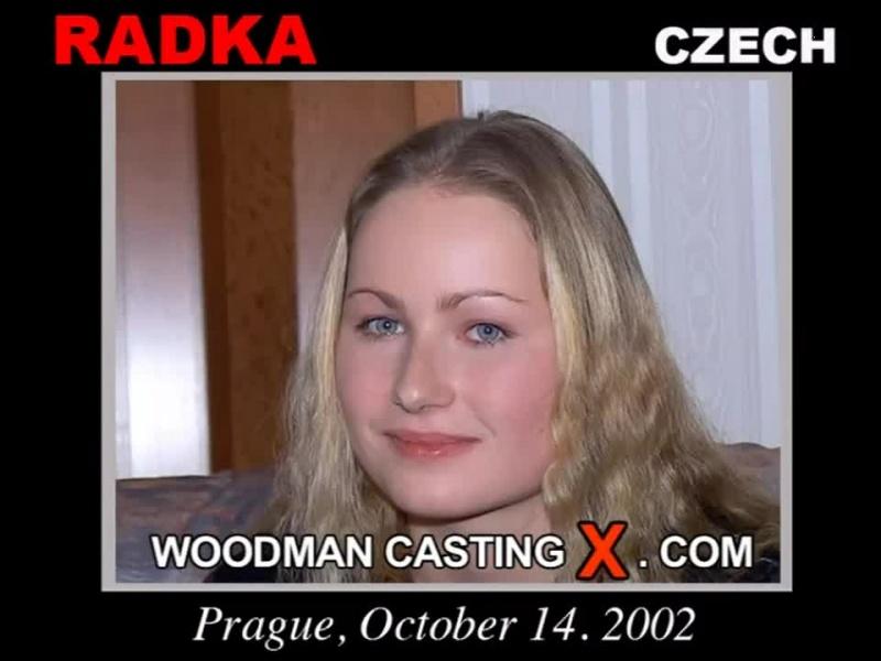 Radka Woodman Casting X