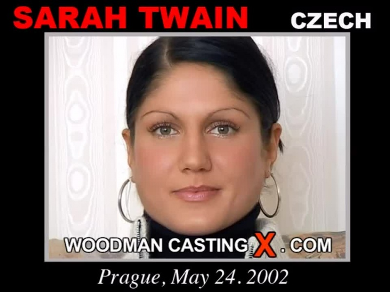 Sarah Twain Woodman Casting X