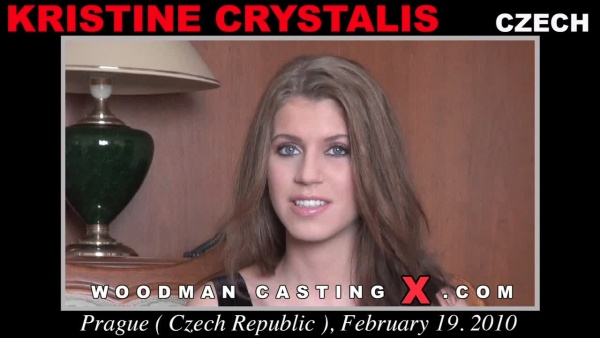 Kristine Crystalis Woodman Casting X