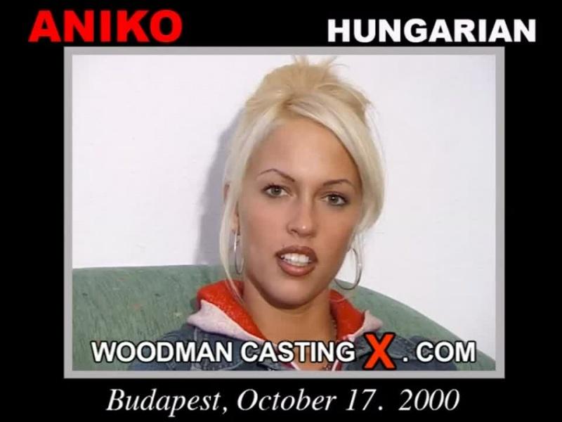 Aniko Conny Woodman Casting X
