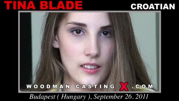 Tina Blade Full HD Swallow Casting Pierre Woodman