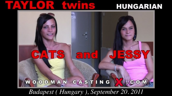 720p Long HD Jessy And Cats Taylor by Woodman Casting X