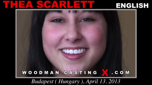 Thea Scarlett Woodman Casting X