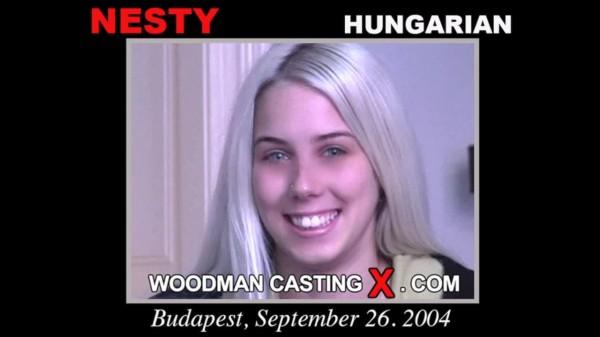 NESTY : All Girls in Woodman Casting X