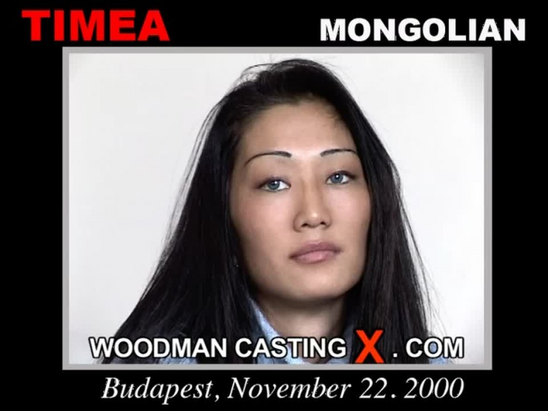 Timea Woodman Casting X